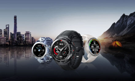 Achieve your New Year health goals with the health feature-packed HONOR Watch GS Pro