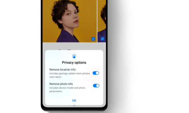Huawei's New Safe Sharing Feature Protects Your Privacy On- and Off-line