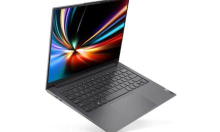 Lenovo Yoga Slim 7i Pro Laptop Now Features OLED display