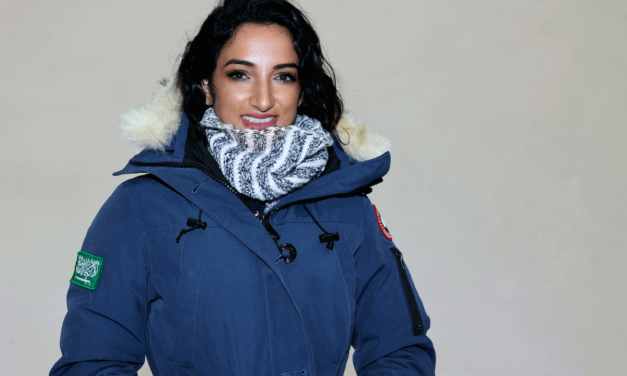 "CANON CHAMPIONS RAHA MOHARRAK, FIRST SAUDI FEMALE MOUNTAINEER TO CLIMB EVEREST, AS ""TRAILBLAZER"" IN BOLD NEW SERIES"