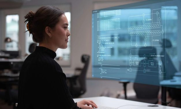 The dematerialized office: A vision of the Internet of Senses in the 2030 future workplace by Ericsson