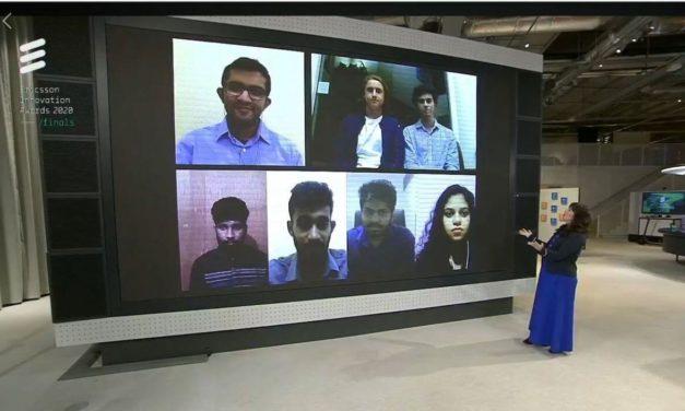 The University of Queensland wins Ericsson Innovation Awards 2020