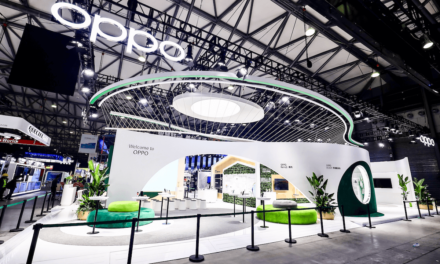 OPPO showcases cutting edge technological and smart connectivity innovations at the Mobile World Congress, Shanghai #MWCS #MWC21