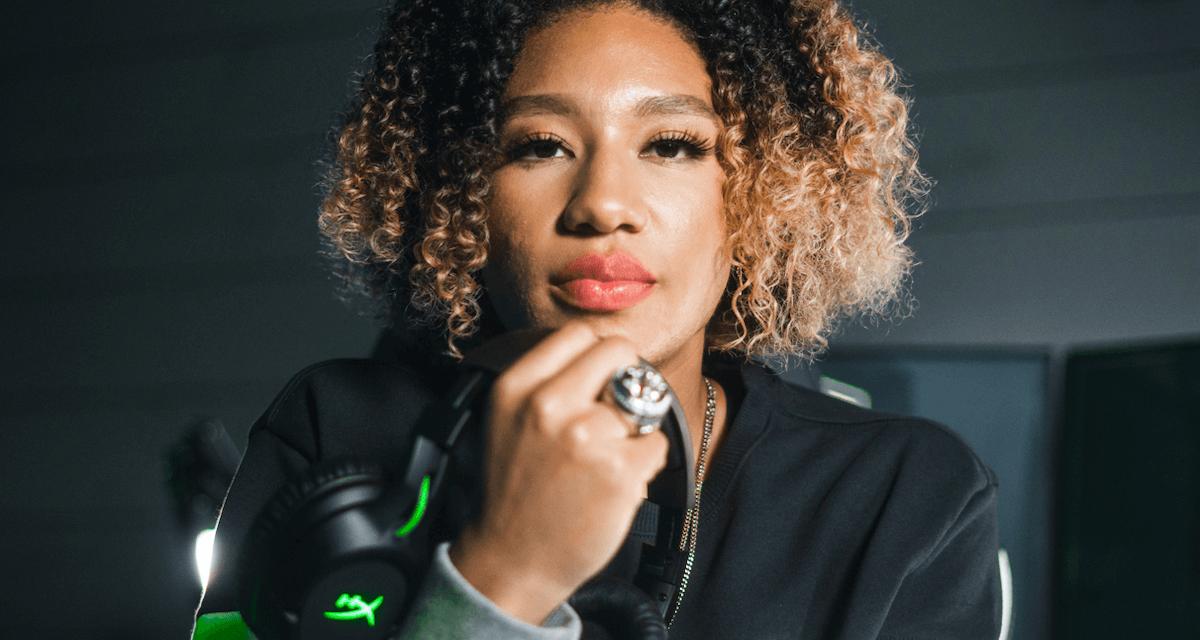 HyperX Welcomes WNBA Champion Basketball Player Aerial Powers to HyperX Brand Ambassador Family