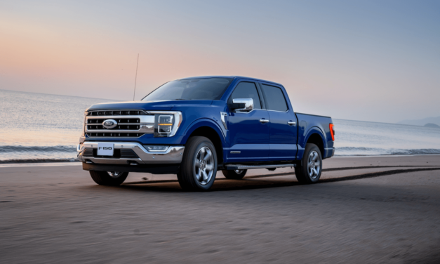 All-New 2021 Ford F-150 Arrives in the Middle East – with More Tech, More Power, More Capability and The Region's First Hybrid Electric Powertrain in a Pickup