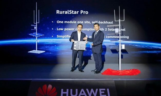 Huawei Commercially Launched RuralStar Pro Solution #MWCS #MWC21