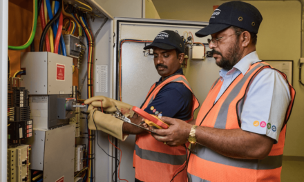 ENGIE Solutions clocks in 10 million manhours without a lost time incident