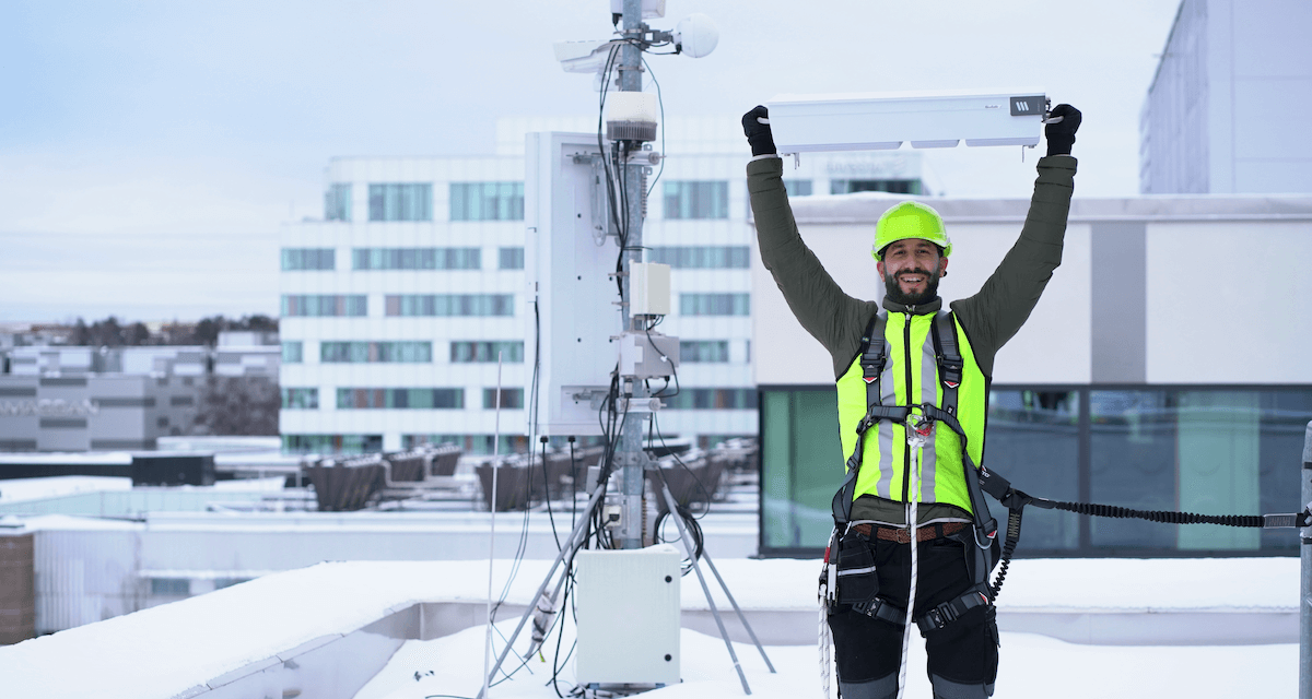 Ericsson to accelerate 5G mid-band rollouts with ultra-light Massive MIMO and RAN Compute solutions