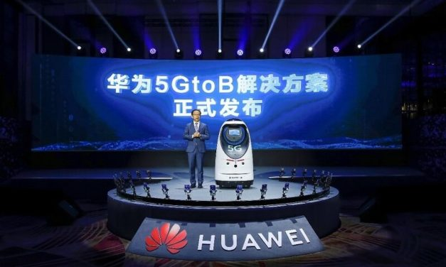 Huawei Releases 5GtoB Solution  #MWCS #MWC21