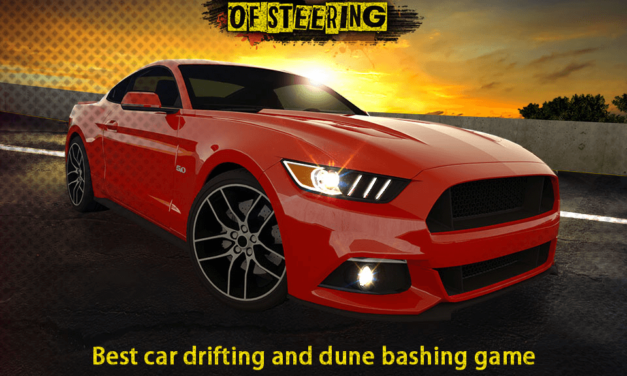 Mobile gamers, Ready, Set, Race! 3D car racing game 'King of Steering' zooms into HUAWEI AppGallery