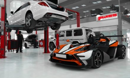 KTM appoints Royal Swiss Auto Services as an authorized workshop in the UAE