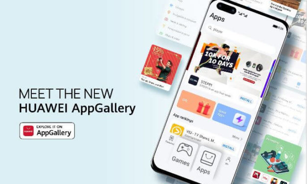 HUAWEI AppGallery launches new features for users to discover content like never before