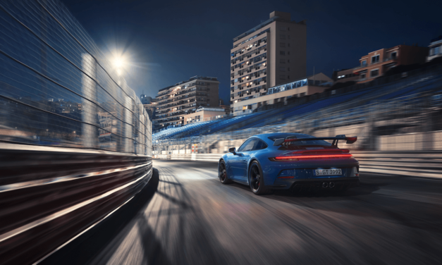 Porsche takes the new 911 GT3 off the leash