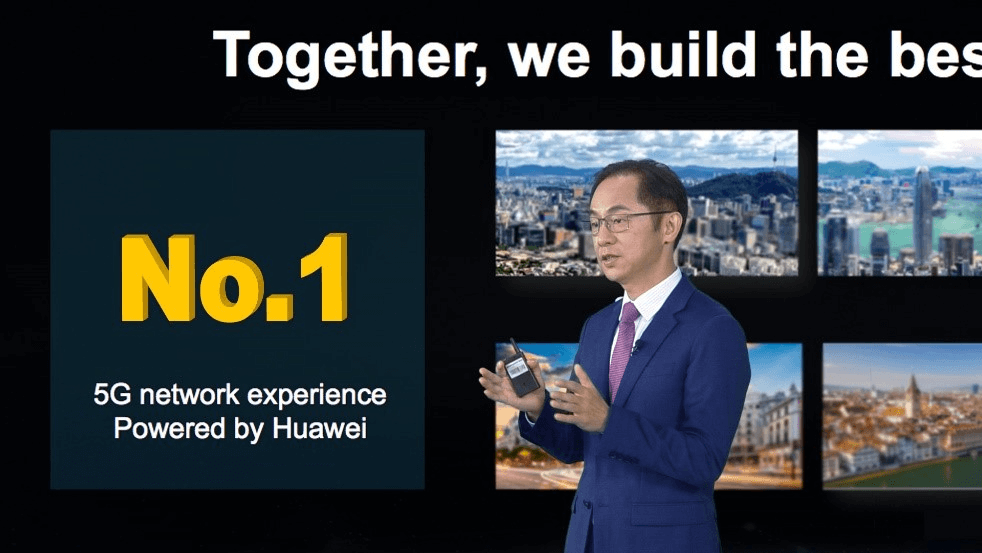 Huawei: 5G developed faster than we expected, becoming part of core production processes in industries