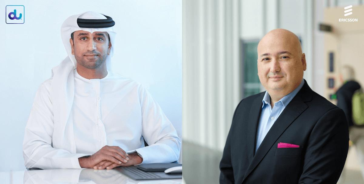 United Arab Emirates' du selects Ericsson 5G RAN