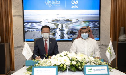 Zain KSA signs exclusive agreement during construction phase with The Red Sea Development Company aiming for nationwide digital