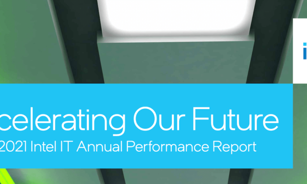 Intel IT: Accelerating Intel's Future