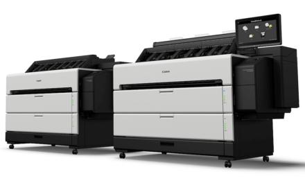 Fastest ever imagePROGRAF printer boosts large format print in the production CAD market