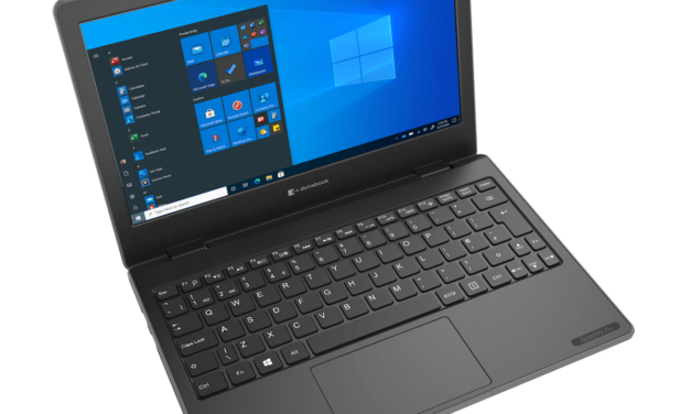DYNABOOK BOLSTERS EDUCATION OFFERING WITH SATELLITE PRO E10-S