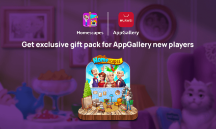 Playrix Launches Heartwarming Puzzle Game Homescapes on AppGallery