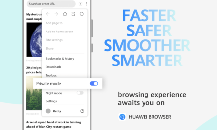 Huawei upgrades the user experience on HUAWEI Browser and Newsfeed