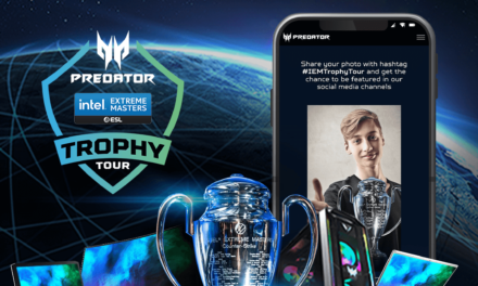 Acer Showcases Updated Official Predator PCs and Monitor at Intel Extreme Masters (IEM)