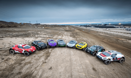 Motorsport Giants Go Head to Head in New Extreme E Racing Series in Saudi Arabia