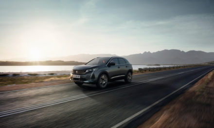 Inspired Design: PEUGEOT Presents New 3008 SUV