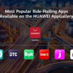 HUAWEI AppGallery integrates the most popular ride-hailing apps in the region to meet its users' needs