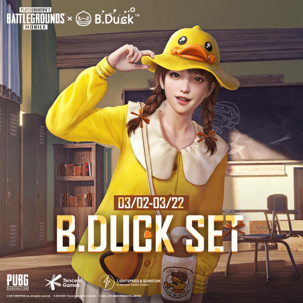 PUBGMOBILE_B.Duck_EN
