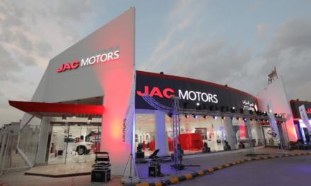 Abdullatif Alissa Automotive opens Largest JAC Motors Showroom & Service center in the GCC Region in Riyadh