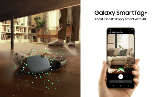 Introducing the New Galaxy SmartTag+: The Smart Way to Find Lost Items