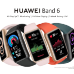 Stay on top of all your health and fitness indicators with the right smart band This is why the HUAWEI Band 6 is More Than Band and the Perfect Choice