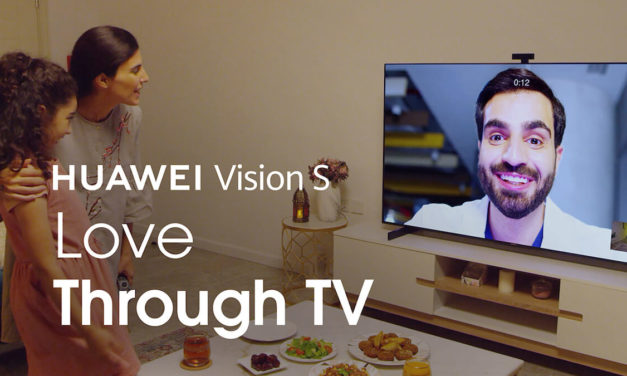 Huawei brings unique 1080p MeeTime Full HD Video Calls with the next generation TV: The HUAWEI Vision S
