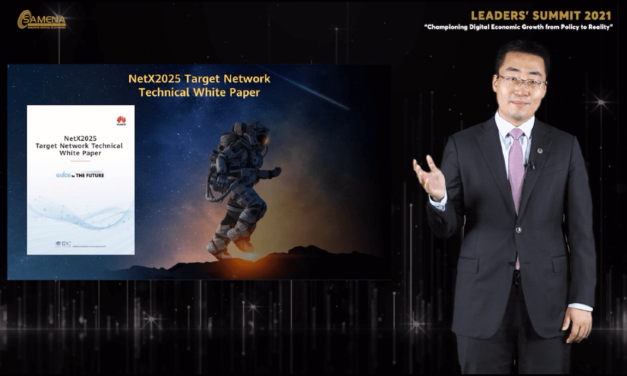 Huawei Middle East unveils NetX2025 Target Network Technical White Paper