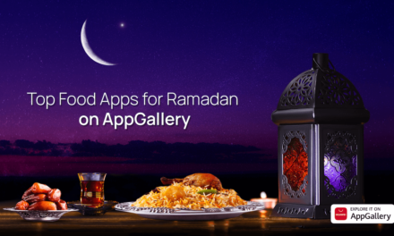 Check out these essential food apps for Ramadan Available to download from AppGallery