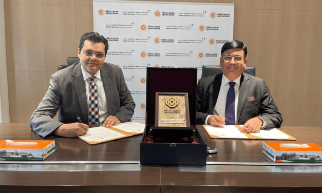 Ajman Bank Enters into a Strategic Agreement with Saudi German Hospitals Group