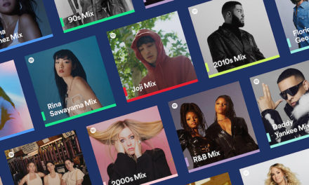 Spotify Launches New Personalized Spotify Mixes Based on Artists, Genres and Decades