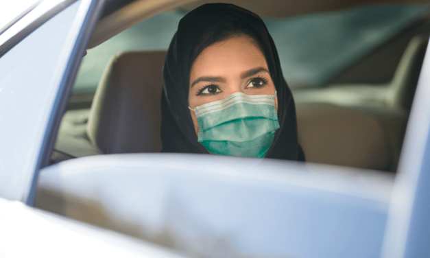 Uber, TGA and MasterCard offer free rides to people accessing a Covid-19 vaccination in Saudi Arabia