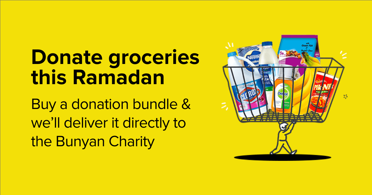 Noon Daily to support families in need with Ramadan Bunyan Charity initiative