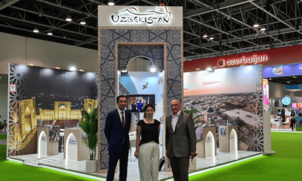 ATECA Hotels Unveils Robust Expansion Plans at Arabian Travel Market Dubai Targets 5 Properties by Q4 2022 in Uzbekistan – Central Asia