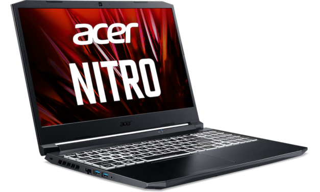 Acer Middle East Announces New 11th Gen Intel Core Mobile H-Series Processor Upgrade to Line-Up of Gaming Notebooks