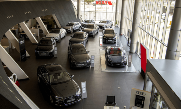 SAMACO Automotive, the top Audi dealer in the Middle East