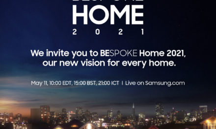 Samsung Invites You to 'Bespoke Home' Virtual Event to Discover Its 2021 Home Appliance Lineup