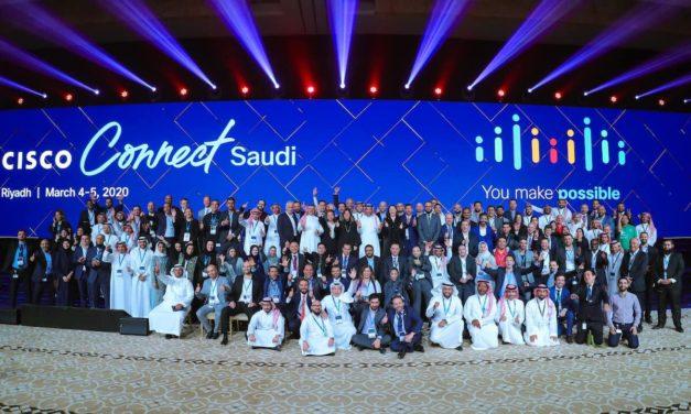 Cisco Ranks Number 1 on List of KSA's Greatest Workplaces