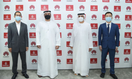 Emirates inks strategic agreement with global tech giant, Huawei, at ATM