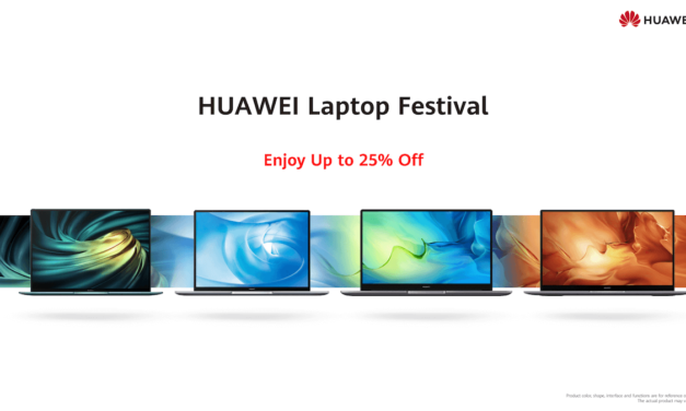 Huawei offers consumers in the Kingdom of Saudi Arabia exclusive discounts on MateBook series laptops