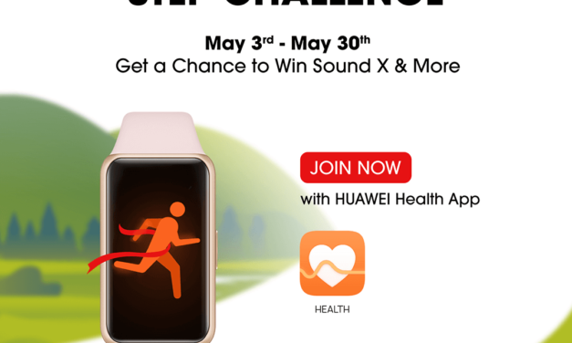 Gear up for the upcoming HUAWEI Band 6 Steps Challenge announced in the kingdom of Saudi Arabia