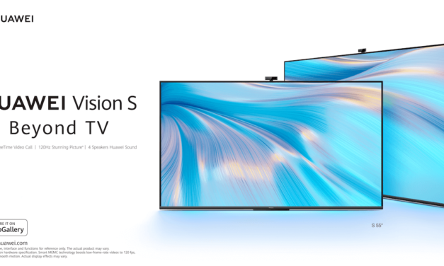"""""""Call My Tv"""" a new social style made now possible- in the Kingdom of Saudi Arabia- by HUAWEI Vision S"""