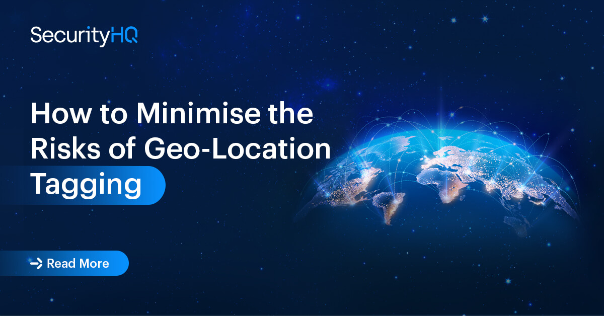 How to Minimise the Risks of Geo-Location Tagging